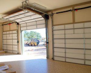 High Lift Garage Doors Cypress