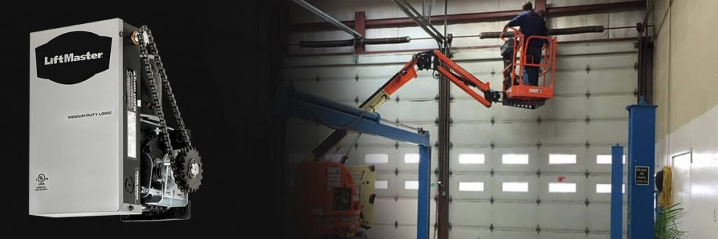 Commercial Garage Door Service Cypress